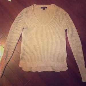 Banana Republic linen sweater